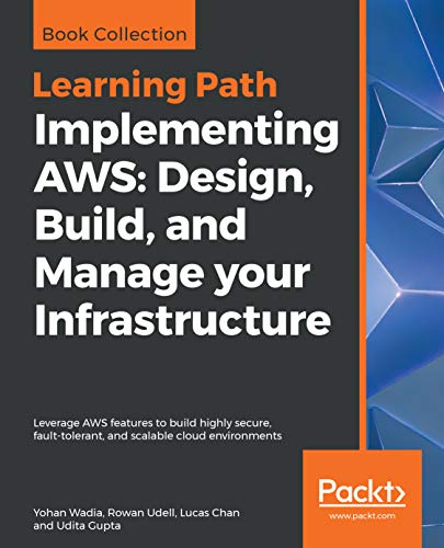 Implementing AWS: Design, Build, and Manage your Infrastructure: for sale  Delivered anywhere in USA