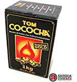Tom Cococha Briquettes de noix de coco 1 kg