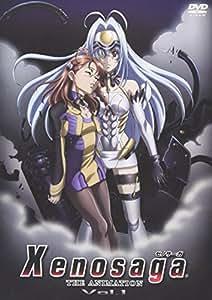 Xenosaga ƒ[ƒmƒT[ƒK THE ANIMATION 1 [DVD]