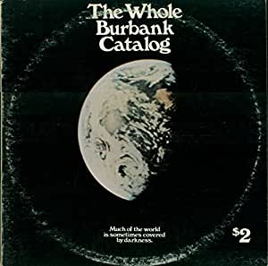 The Whole Burbank Catalog