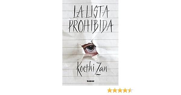 La lista prohibida (Umbriel thriller) (Spanish Edition)