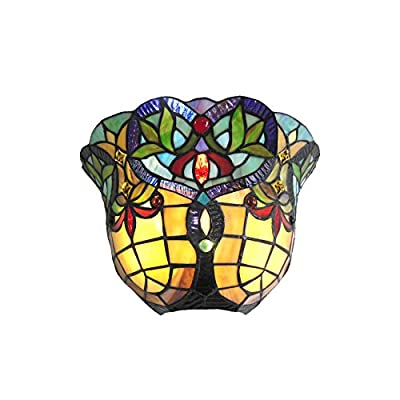 CHLOE Lighting CH33389VR12-WS1 Wall Sconce One Size Multicolor