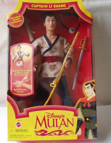 Disney's Mulan Captian Li Shang]()