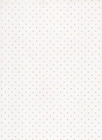 papel pintado lunares beige 11259 - Papel Pintado Lunares