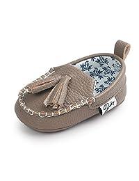 Zhengpin Baby Loafers Kid New Soft Newborn Girl Boy Shoes