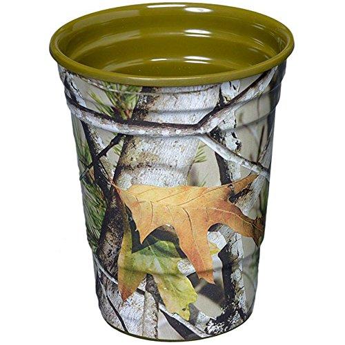 Next Camo 16oz Melamine Party Supplies Cups (2 Pack)