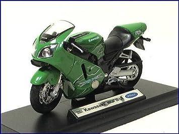 Amazon.com: WELLY ž 2001 Kawasaki Kawasaki Ninja NINJA ZX ...