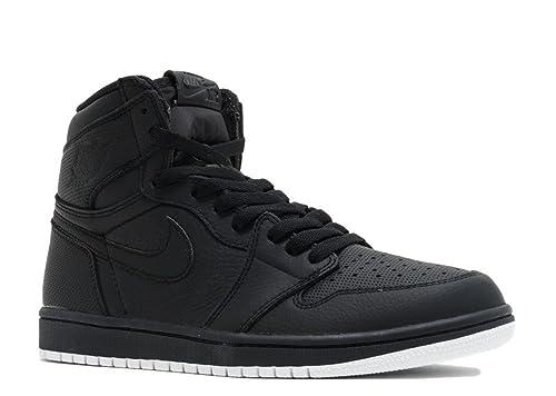 promo code 90fa2 546d0 Nike AIR Jordan 1 Retro HIGH OG  Perforated  - 555088-002  Amazon.ca  Shoes    Handbags