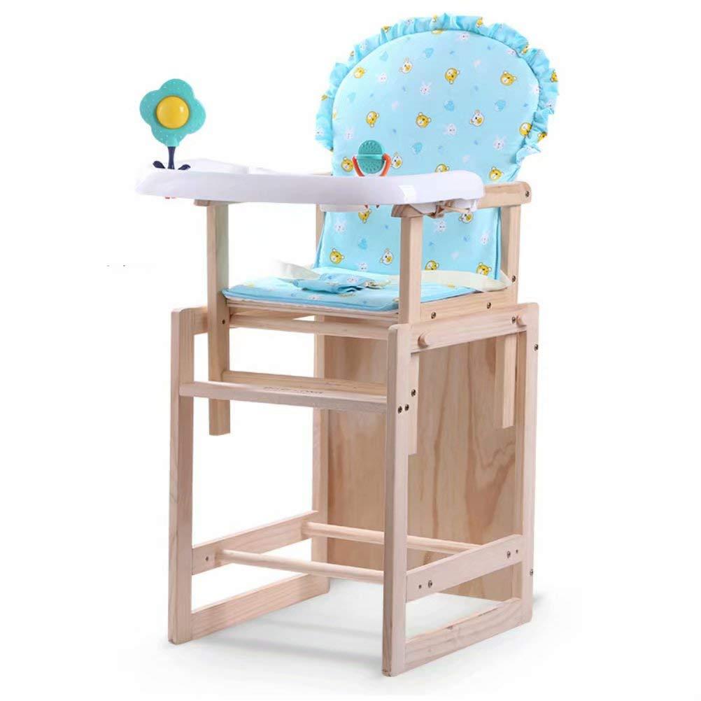 ベビーハイチェア ベビーチェア ベビー 子供用椅子 赤ちゃん 多機能 頑丈 安定   B07JH22J6Y