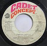 ROTARY CONNECTION 45 RPM PAPER CASTLE / PAPER CASTLE