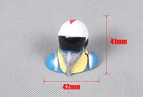 - Kamas RC Airplane Pilot Figure for 64mm Ducted Fan EDF F16 / 70mm F18 FMSPilot014 Model Plane Parts