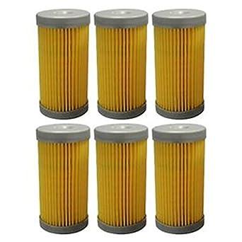1110 fuel filter 1953 dodge truck fuel filter amazon.com: 87300039 six (6) new ford / new holland fuel ... #15