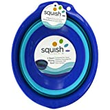 Squish 41004 Mixing Bowl, 3-Quart, Blue