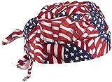 HyperKewl 6536-USA Evaporative Cooling Skull Cap
