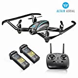 Altair #AA108 Camera Drone Great for Kids & Beginners, RC Quadcopter...