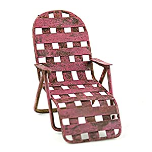 """Touch of Nature 50847 Rustic Red Chair 2"""""""