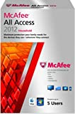 Software : McAfee All Access for PC/Mac and Mobile (Household) [Old Version]