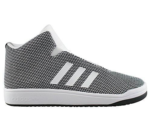 Sneaker Uomo Negro adidas Blanco Plata 08Fq8dxPw