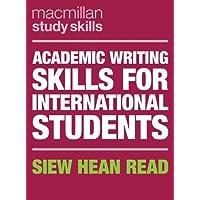 Academic Writing Skills for International Students (Macmillan Study Skills)