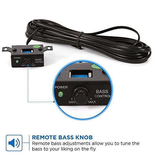 Belva Complete Bass Package with Dual Ported Sub Enclosure, Monoblock Amplifier and Amp Kit 5