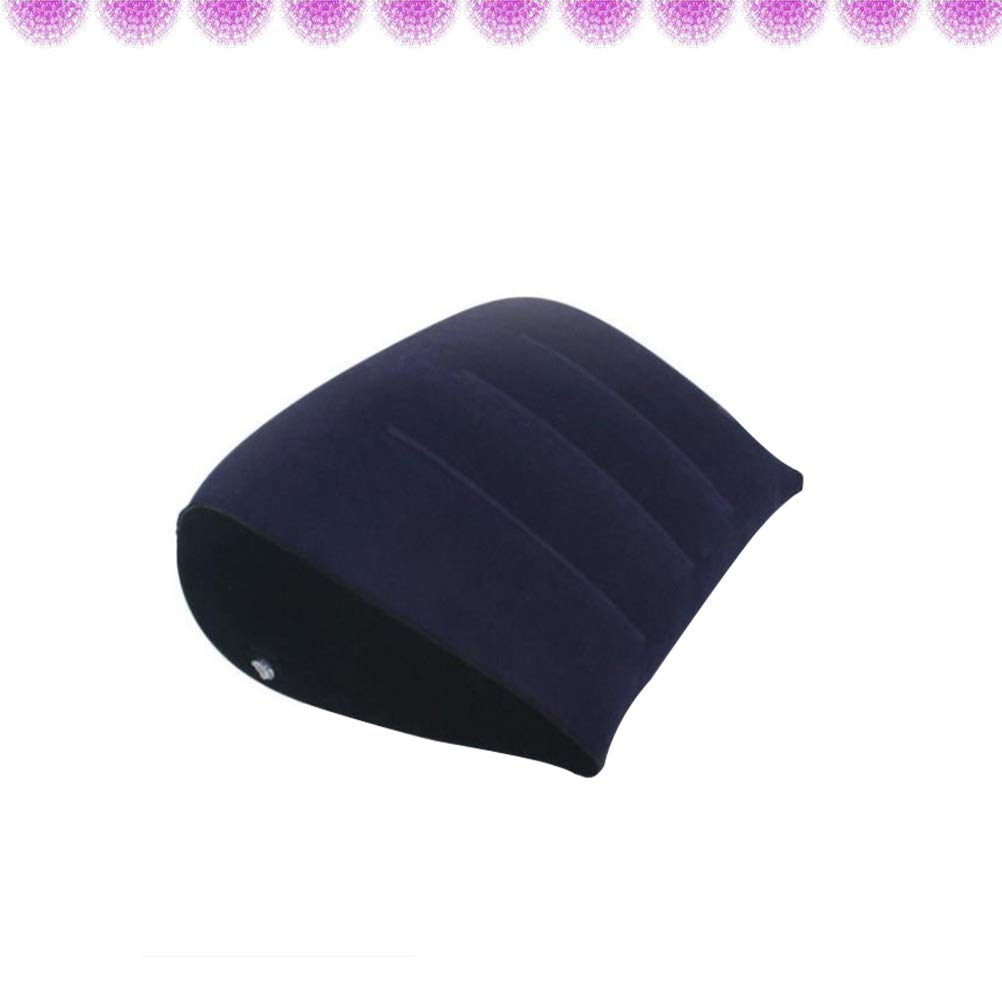 SUPVOX G Spot Magic Pillow for Adult Games Inflatable Triangle Cushion Furnitures Position Support Pillow Cushion for Couples Lovers