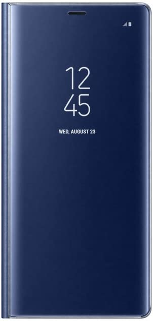 Samsung Note 8 Clear View Standing Cover: Samsung: Amazon.es: Electrónica