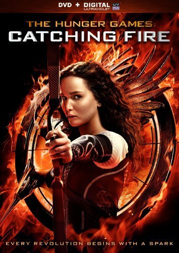 Catching Dvd (The Hunger Games: Catching Fire (DVD + UltraViolet Digital Copy) by)