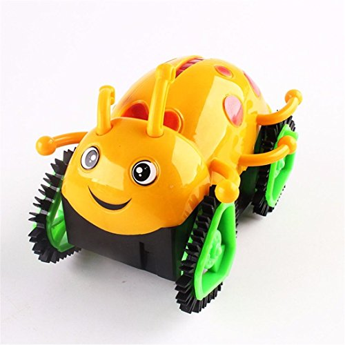 Electric Inertial Double-faced Dumpers Vehicle, Children's Novelty Dumpers Car Toys Perfect Christmas Gift for Kids (Double Faced Book Display)