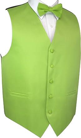 Tie /& Hankie Set in Cornflower Paisley Italian Design Mens Tuxedo Vest