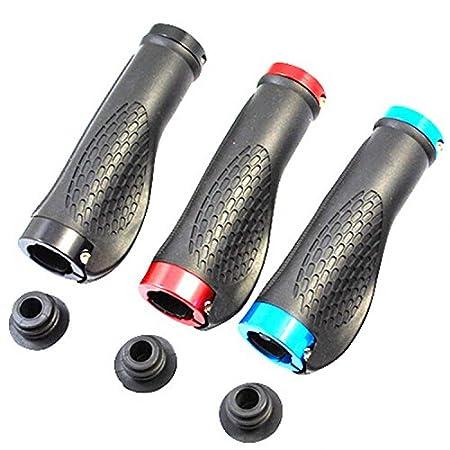 Saflyse 2/x/ Color Rojo /Mango para Manillar de Bicicleta Mountain Bike Asas tama/ño 1