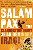 Front cover for the book Salam Pax: The Clandestine Diary of an Ordinary Iraqi by Salam Pax