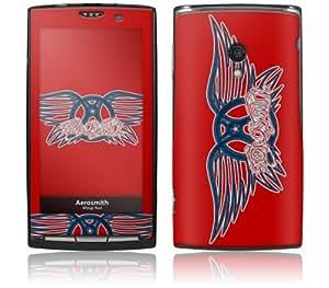 Music Skins MS-AERO20134 Sony Ericsson Xperia X10- Aerosmith- Wings Red Skin
