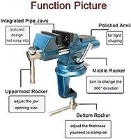 Mini Bench Universal Work Holder Hand Craft Workshop Tools