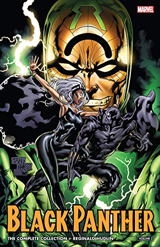 - Black Panther by Reginald Hudlin: The Complete Collection Vol. 2