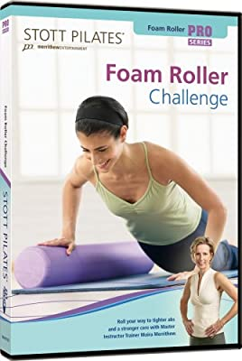 STOTT PILATES Foam Roller Challenge (English/Spanish) by Merrithew Entertainment