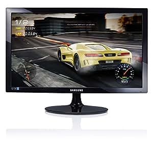 "Samsung S24D330H - Monitor para PC Desktop  de 24"" (1920 x 1080 pixeles, Aspecto 16:9, LED, Full HD, 1 ms, 1000:1), Negro"