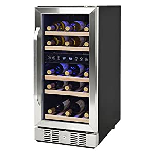 newair awr 290db compact wine cooler kitchen dining. Black Bedroom Furniture Sets. Home Design Ideas
