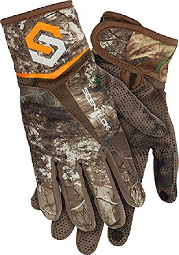 (ScentLok Full Season Release Glove Realtree Edge )