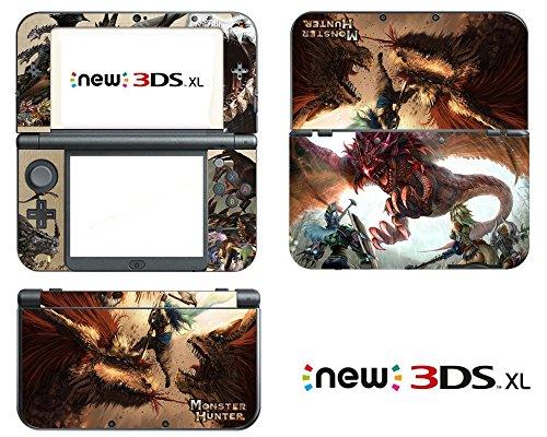 Vanknight-Vinyl-Decals-Skin-Sticker-Anime-for-the-New-Nintendo-3DS-XL-2015