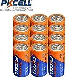 LR14 1.5V Alkaline Batteries 12 Pack C Cell