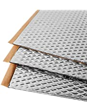 Noico 2 mm 1,7 m² zelfklevende anti-rammel trillingsdempende mat, auto akoestisch isolatie (lawaaireductie en geluiddemping voor auto)