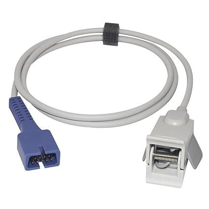 Amazon com: Compatible Nellcor Spo2 Sensor Pediatric Clip