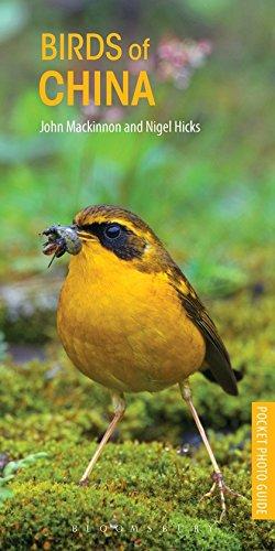 Birds of China (Pocket Photo Guides) (China Photos)