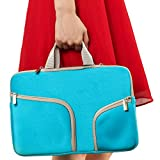 Best Plemo Book Bags - xhorizon TM FLK Zipper Briefcase Handbag Sleeve Bag Review
