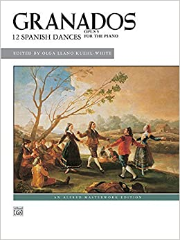 Twelve Spanish Dances, Op. 5 (Alfred Masterwork Edition) by Staff, Alfred Publishing (2012)
