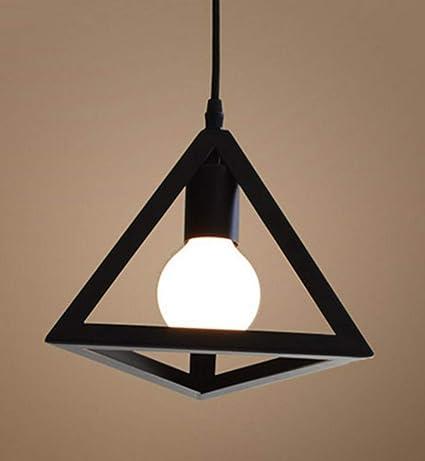 Retro Colgante Iluminación Lámparas de Techo Industrial ...