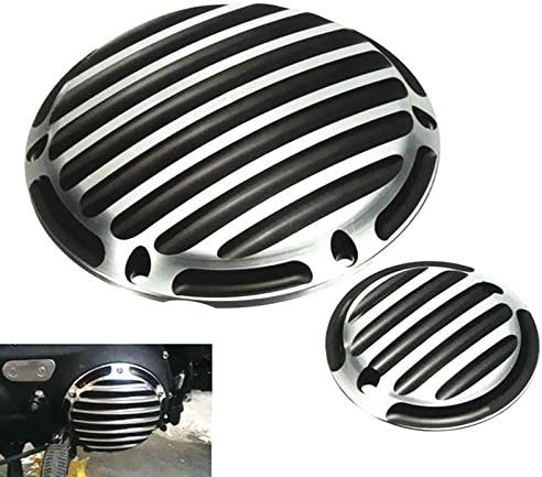 Motorcycle Derby Timing Timer Covers For Sportster 1200 883 Forty Eight Iron 883 XL883N