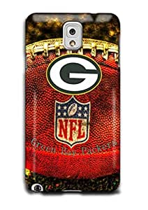 Tomhousomick Custom Design The NFL Team Green Bay Packers Case Cover For Samsung Galaxy Note3 N9000 Personality Phone Cases Covers