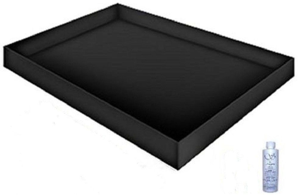 INNOMAX PREMIUM STAND UP SAFETY WATERBED LINER with 4 OZ WATERBED CONDITIONER (Queen 60x84 Stand-Up Liner)