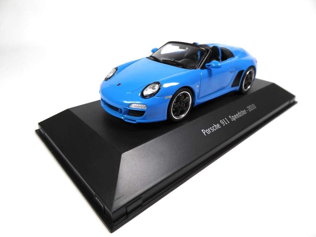 Lot Von 2 Auto Kompatibel Mit Porsche 1 43 901 Von 1964 Blau 911 Speedster 997 2010 Blau 4001 4011 Spielzeug